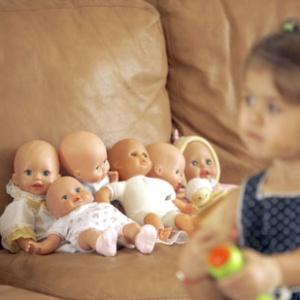 Фото №1 - В Санкт-Петербурге родились шесть близнецов