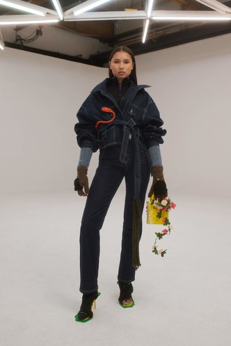 Фото №21 - Самые модные джинсы осени и зимы 2021/22