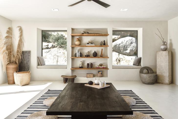 Фото №1 - Полная безмятежность: дом в японском стиле в Калифорнии
