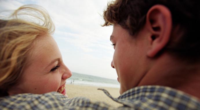 Влюбились и расстались в 14, и через двадцать лет снова вместе