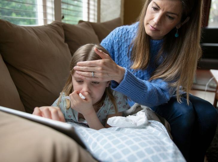 Фото №7 - Успеть все: как работать, когда дома болеет ребенок