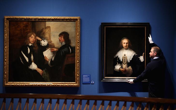 Фото №1 - Ученые раскрыли тайну полотен Рембрандта