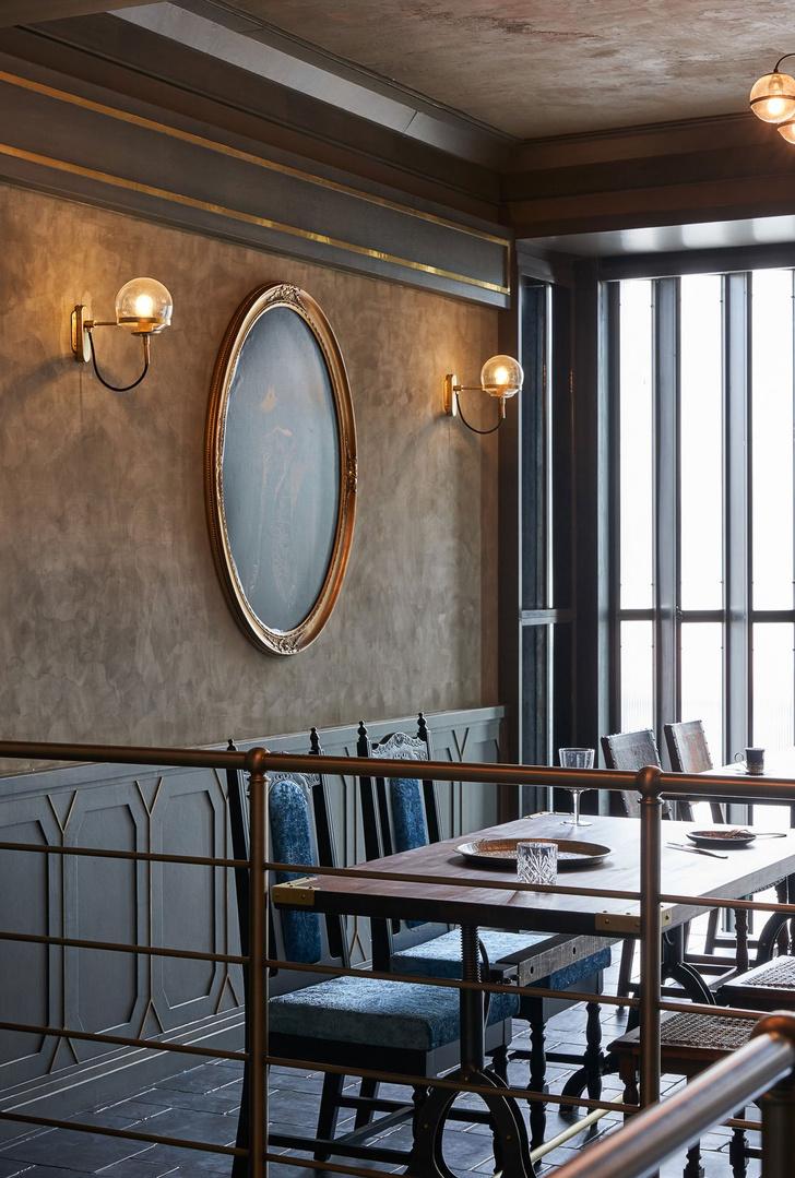 Фото №10 - Ресторан в стиле стимпанк на Тайване