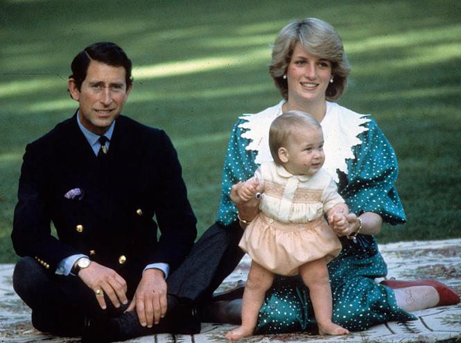 Фото №24 - Малыши-путешественники: первые зарубежные туры королевских детей