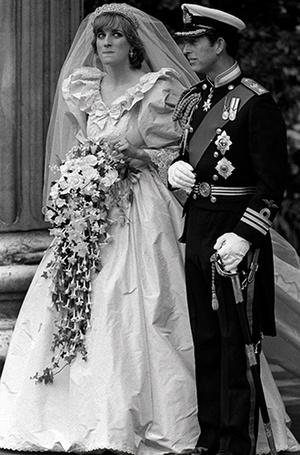 Фото №14 - Свадебное платье-катастрофа принцессы Дианы