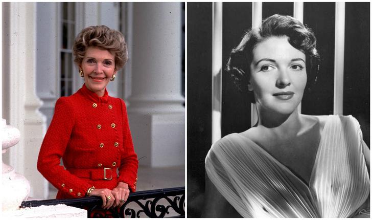 Фото №1 - 12 фотографий Нэнси Рейган, сделанные до того, как она стала женой президента