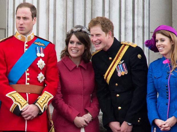 Фото №4 - Настоящая дружба: самые теплые фото королевских кузенов и кузин