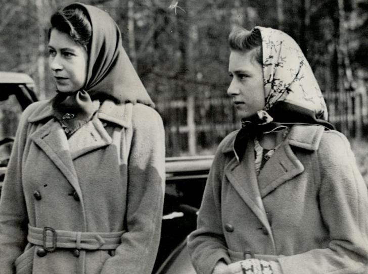 Фото №2 - Недопустимое поведение: как Маргарет выказала неуважение к Королеве