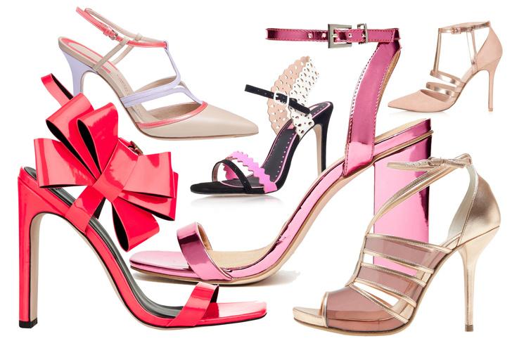 Фото №2 - Топ-30: Туфли на выпускной для тех, кто не боится высоких каблуков