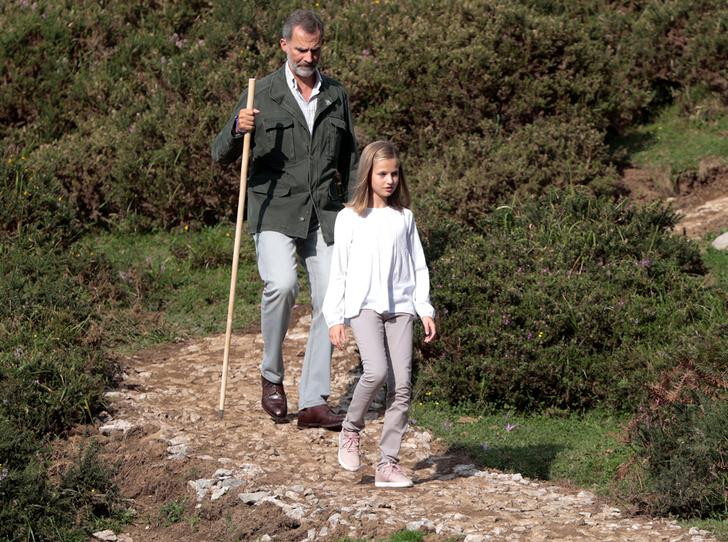 Фото №4 - Что изменится для принцессы Леонор после ее 13-летия