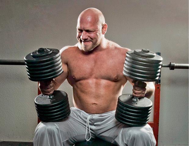 Фото №1 - Шок-система: нарасти полкило мышц за 1час в неделю