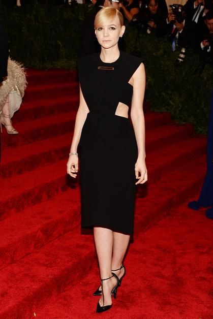 Кэри Маллиган в платье Balenciaga