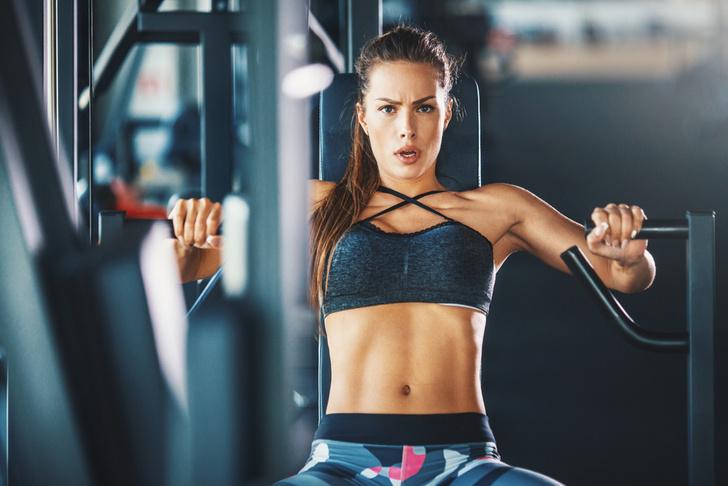Фото №5 - Можно улучшить: 5 упражнений для красивого бюста