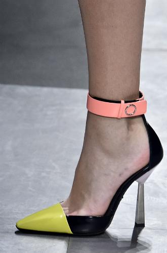 Фото №38 - Самая модная обувь сезона осень-зима 16/17, часть 1