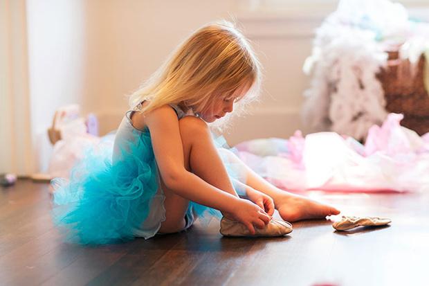 Фото №1 - Ребенок и танцевальная студия