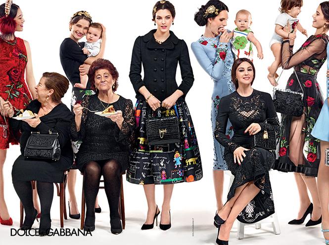 Фото №16 - Новая рекламная кампания Dolce&Gabbana