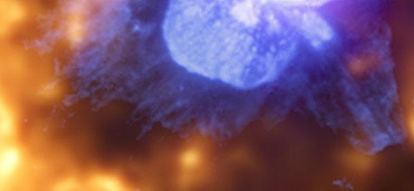 Фото №4 - Эта удивительная звезда-вулкан