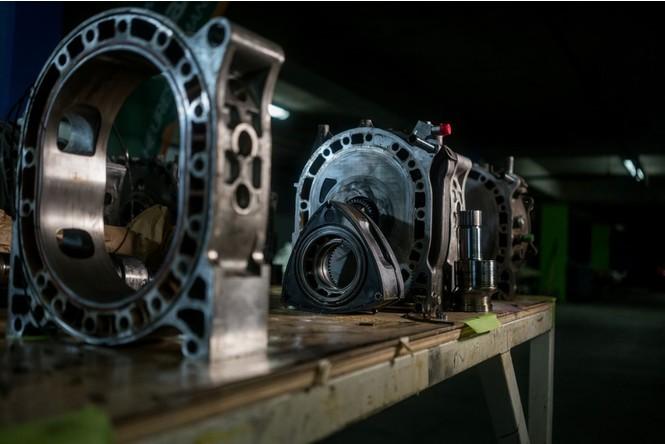Фото №1 - Все, что вы хотели знать о роторных двигателях