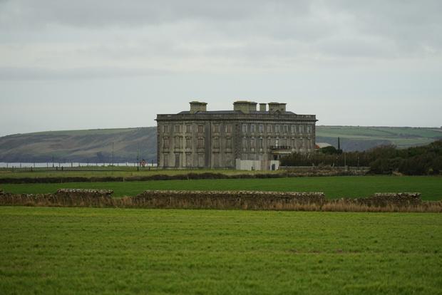 Фото №3 - Лофтус Холл: самый известный в Ирландии дом с привидениями