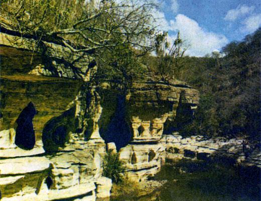 Фото №1 - Пороги подземной реки
