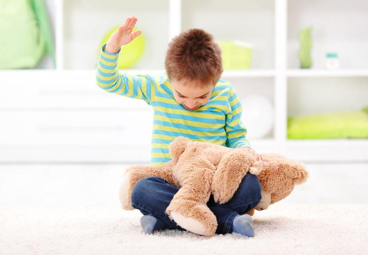 детская агрессия и ее причины