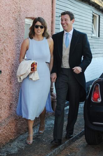Фото №2 - Как Евгения и Джек хотят затмить Гарри и Меган: новые подробности свадьбы принцессы Йоркской