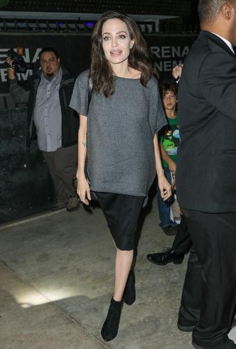Фото №15 - Почему Анджелина Джоли — снова икона стиля, или Что такое luxe purism