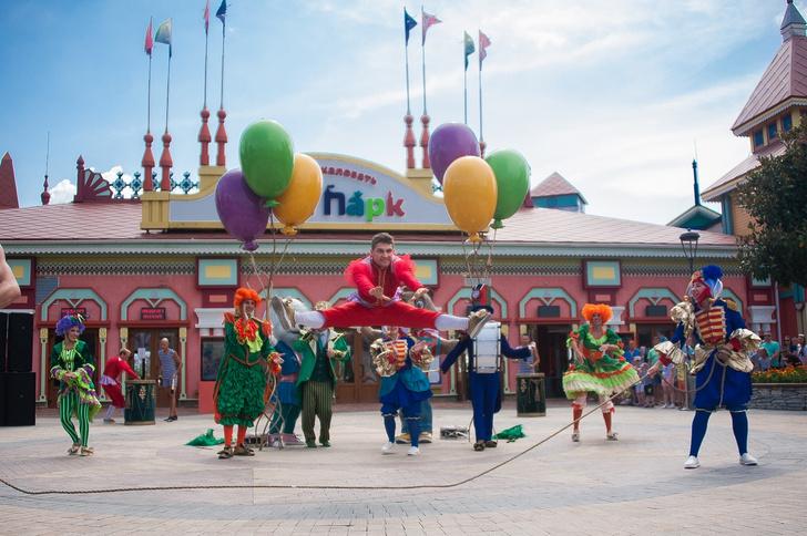 Фото №1 - Сочи Парк начинает юбилейный сезон!