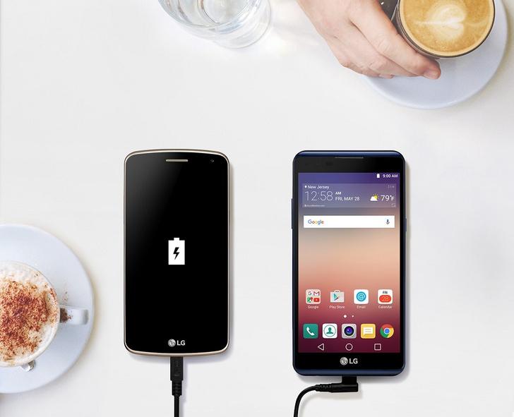 Фото №2 - LG X Power - мощный смартфон X серии