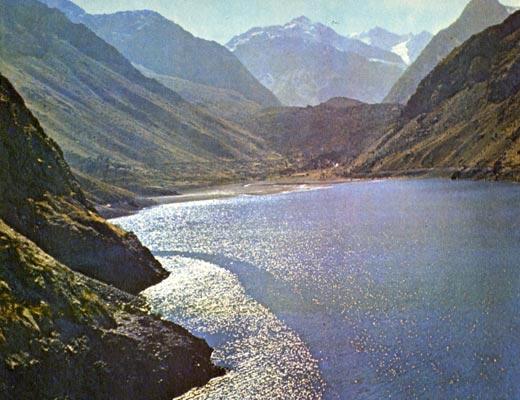Фото №1 - Голубое высокогорье