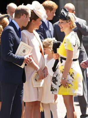Фото №3 - Королевская доля: почему (и как) Елизавета скрывала свои беременности