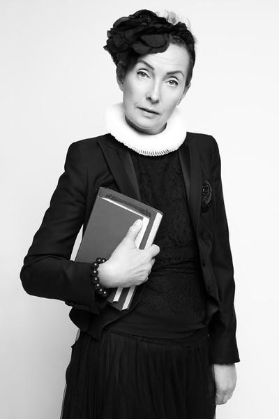 Фото №1 - Татьяна Полякова в проекте Marie Claire «Золотое сечение»