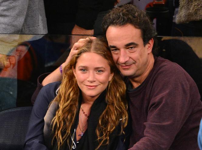 Фото №1 - Мэри-Кейт Олсен вышла замуж за брата Николя Саркози