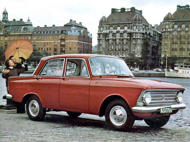 Фото №7 - 7 нескучных фактов об автомобиле «Москвич» ко дню его рождения