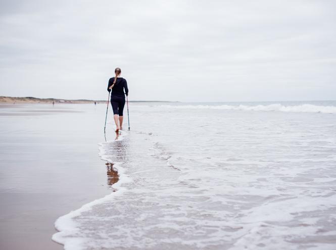 Фото №3 - Характер нордический: скандинавская ходьба как альтернатива бегу