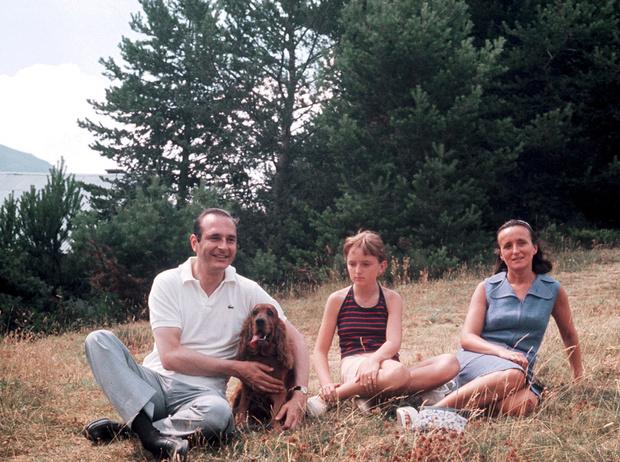 Фото №17 - Каким был Жак Ширак: 18 неформальных фото экс-президента Франции