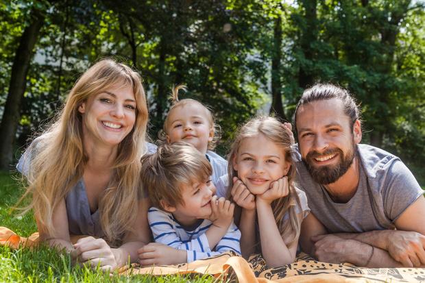 Фото №1 - Много или мало: сколько детей нужно для счастья?