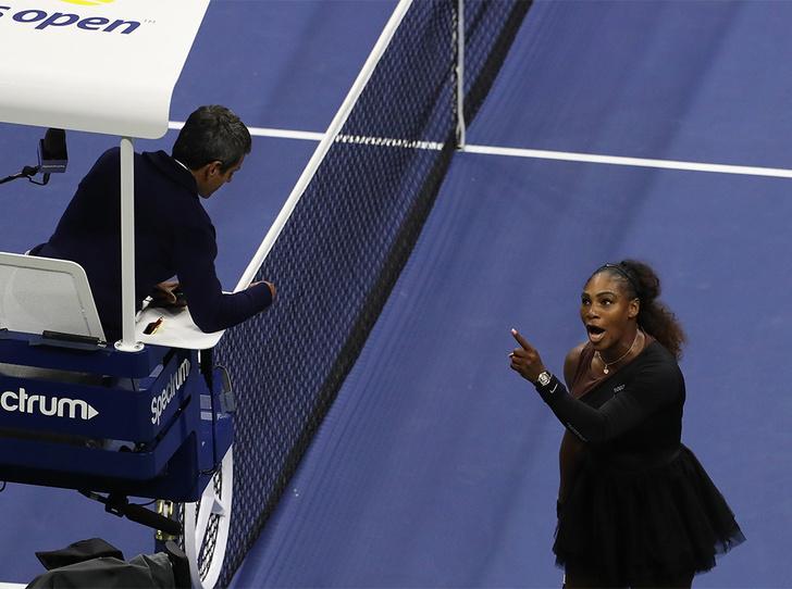 Фото №2 - Двойные стандарты: 8 сексистских инцидентов в теннисе