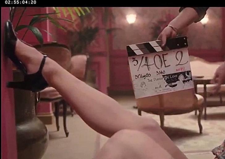 Фото №2 - Новый сериал с Лили Джеймс выйдет со дня на день 🔥