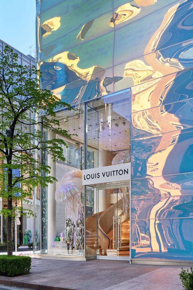 Фото №2 - Флагман Louis Vuitton в Токио: проект Джуна Аоки и Питера Марино
