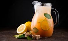 Лимонад «Перуанский»