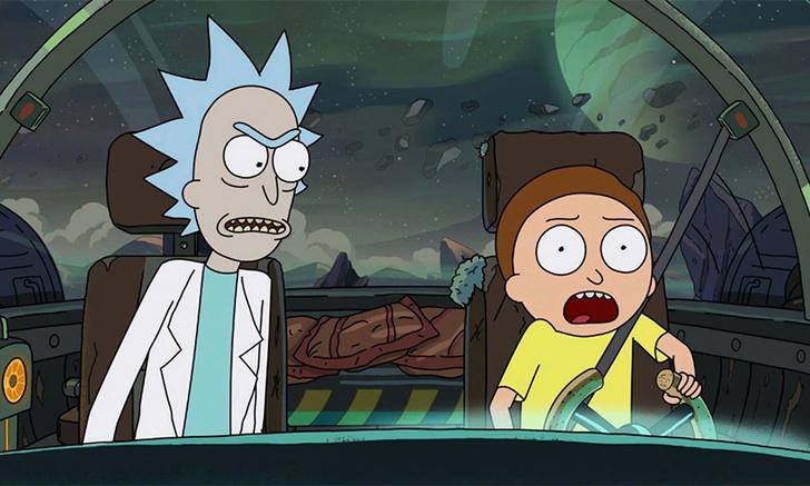 Фото №1 - 7 фактов о мультсериале «Рик и Морти», которые мы своровали в соседней Вселенной