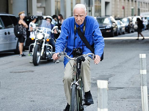 Фото №8 - Отец уличной моды: как Билл Каннингем изменил мир модной фотографии