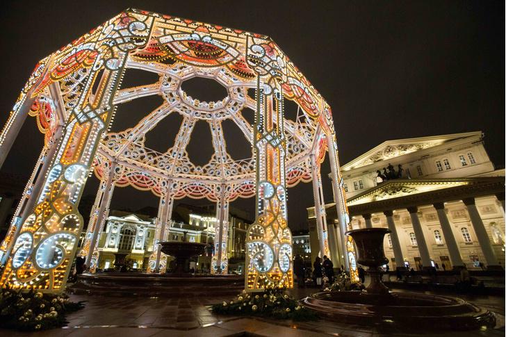 Фото №1 - Названы самые популярные направления по России на Новый год