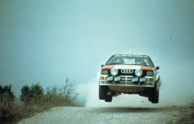 Фото №4 - Юбилей quattro: 40 лет под капотами Audi