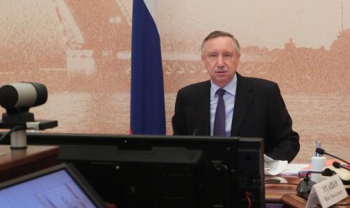 Фото №1 - Губернатор Беглов - Кремлю: Лекарств хватит на две недели, ИВЛ и средств защиты для медиков не хватает уже сейчас