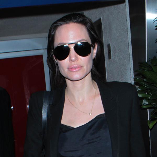 Фото №6 - Что общего у Нери Оксман и Анджелины Джоли?