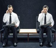 Фото №1 - Почему при разговоре по мобильному иногда слышишь свое эхо?