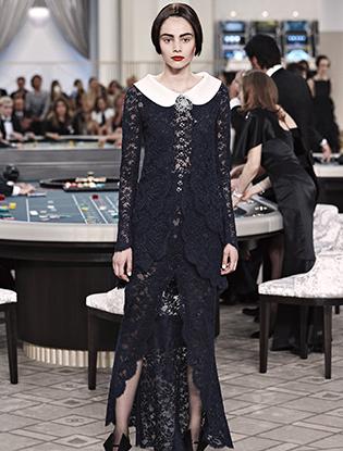 Фото №59 - Неделя Высокой моды в Париже: Chanel FW2015/16