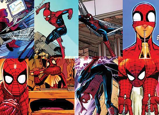 Фото №5 - Ликбез по комиксам: все, что надо знать о 10 крутейших супергероях